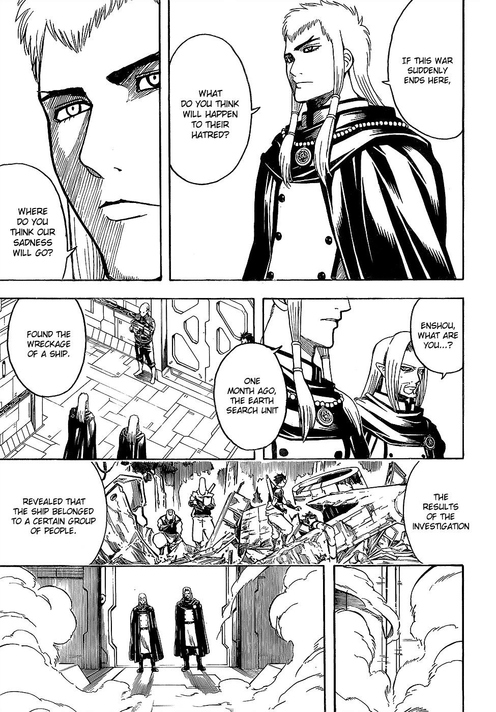 Gintama Chapter 602  Online Free Manga Read Image 15