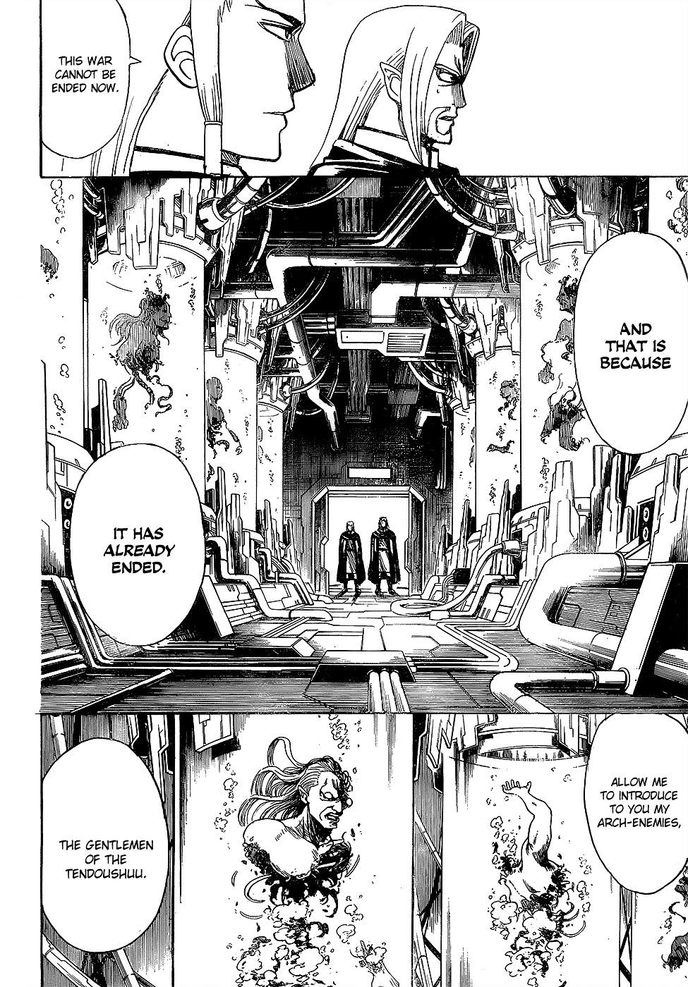 Gintama Chapter 602  Online Free Manga Read Image 16