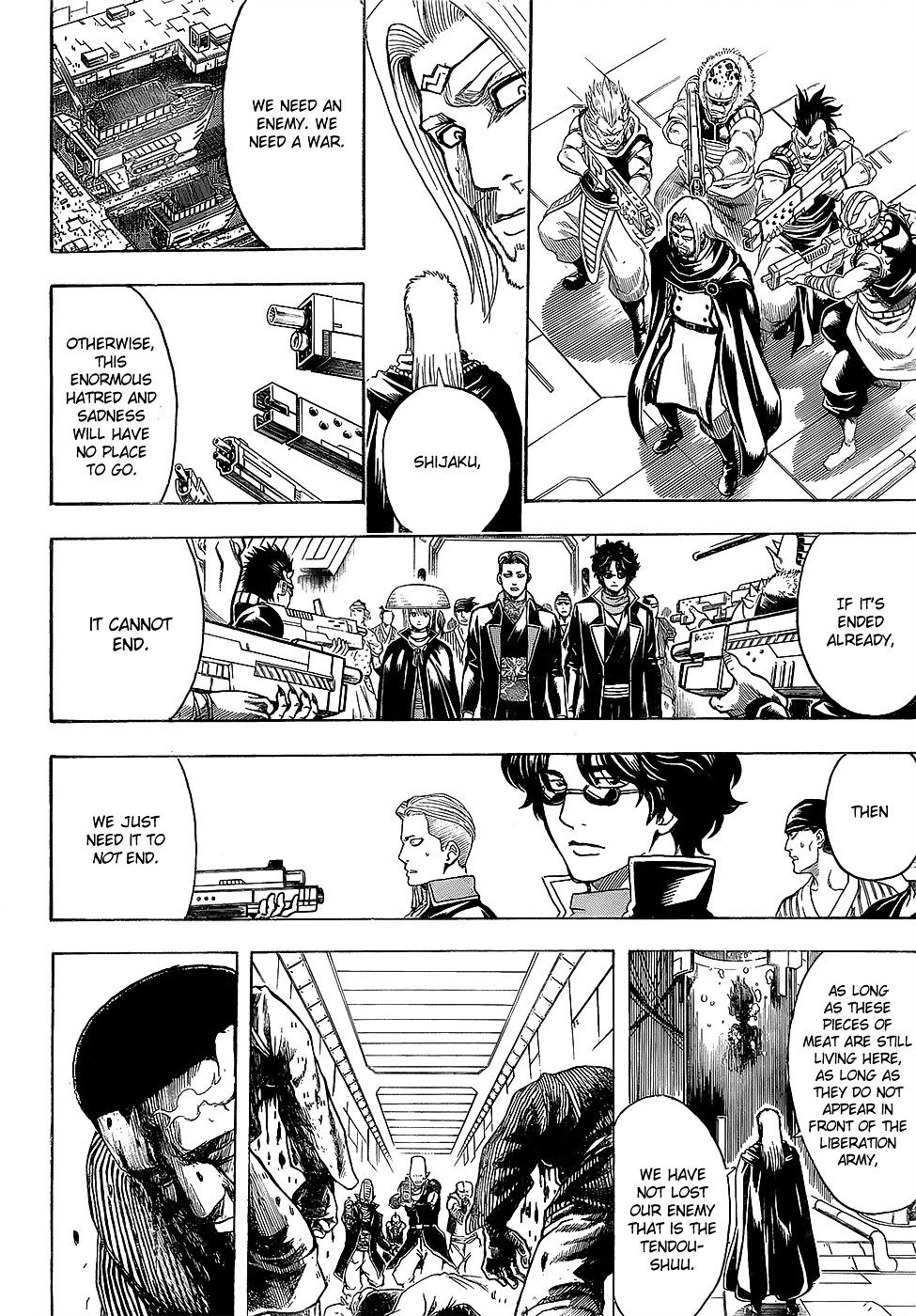 Gintama Chapter 602  Online Free Manga Read Image 18