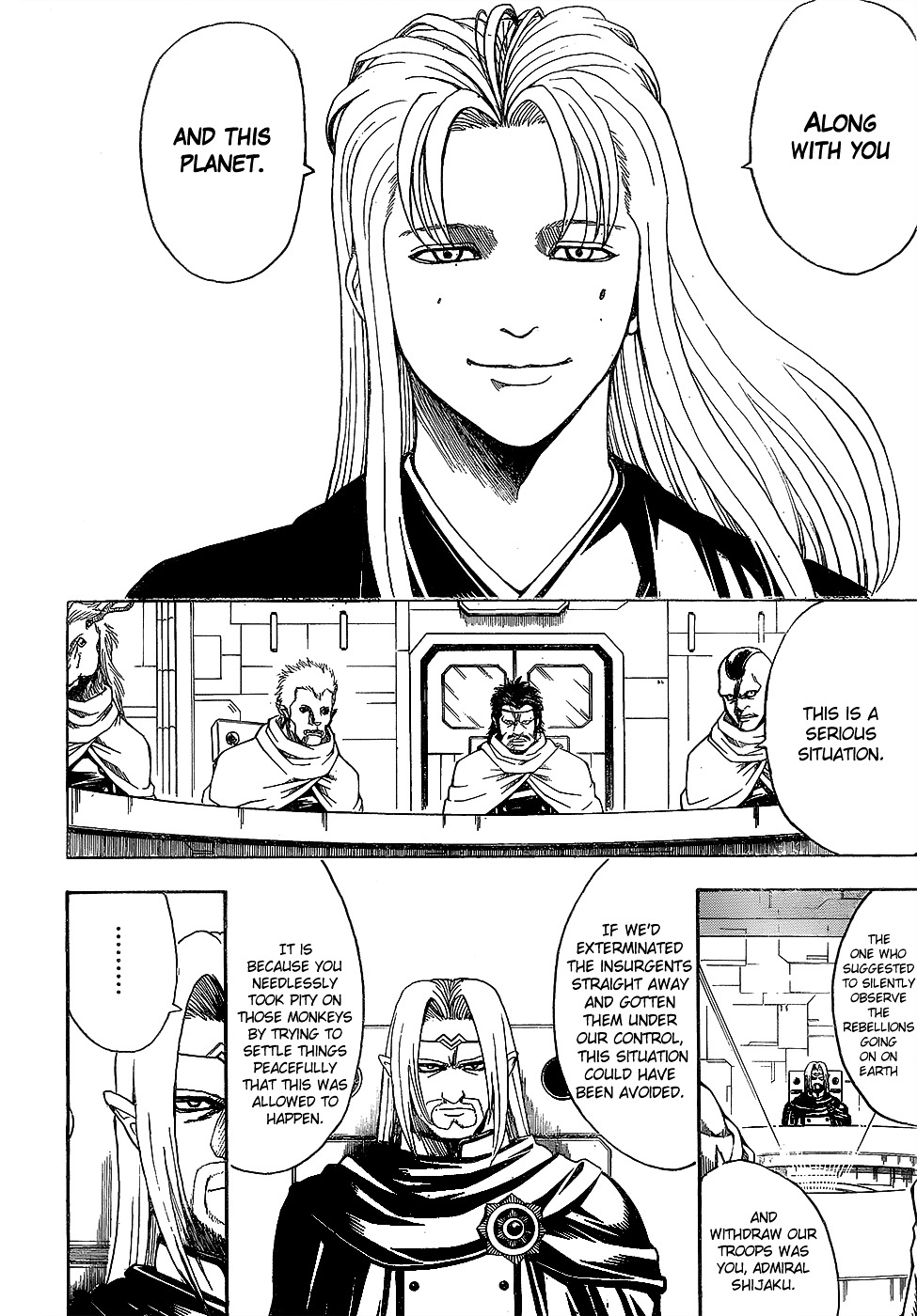 Gintama Chapter 602  Online Free Manga Read Image 8