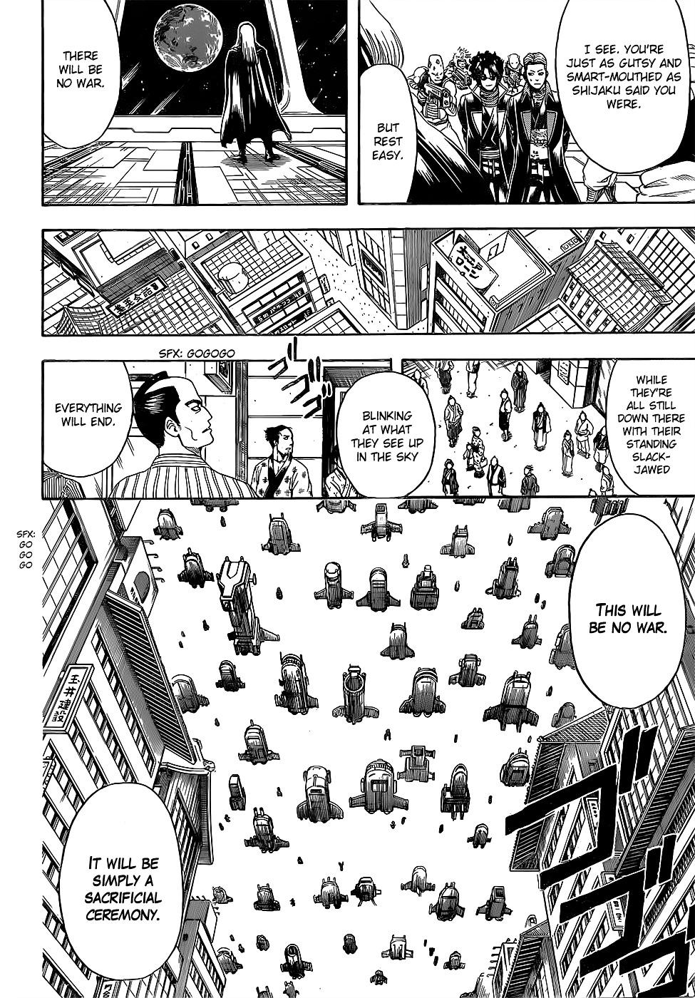 Gintama Chapter 603  Online Free Manga Read Image 14