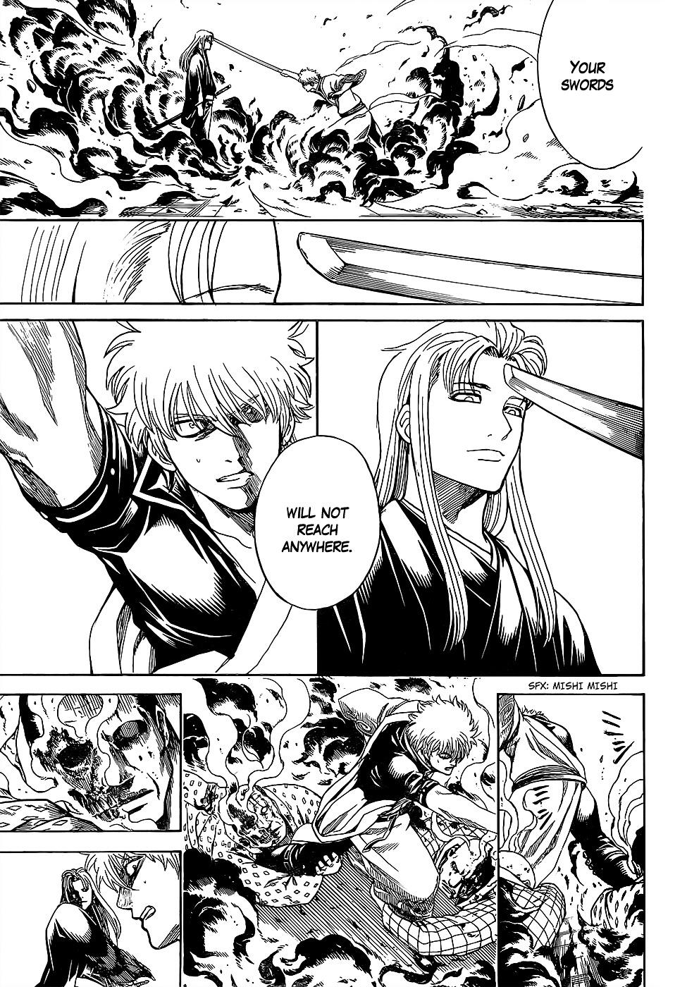 Gintama Chapter 603  Online Free Manga Read Image 15
