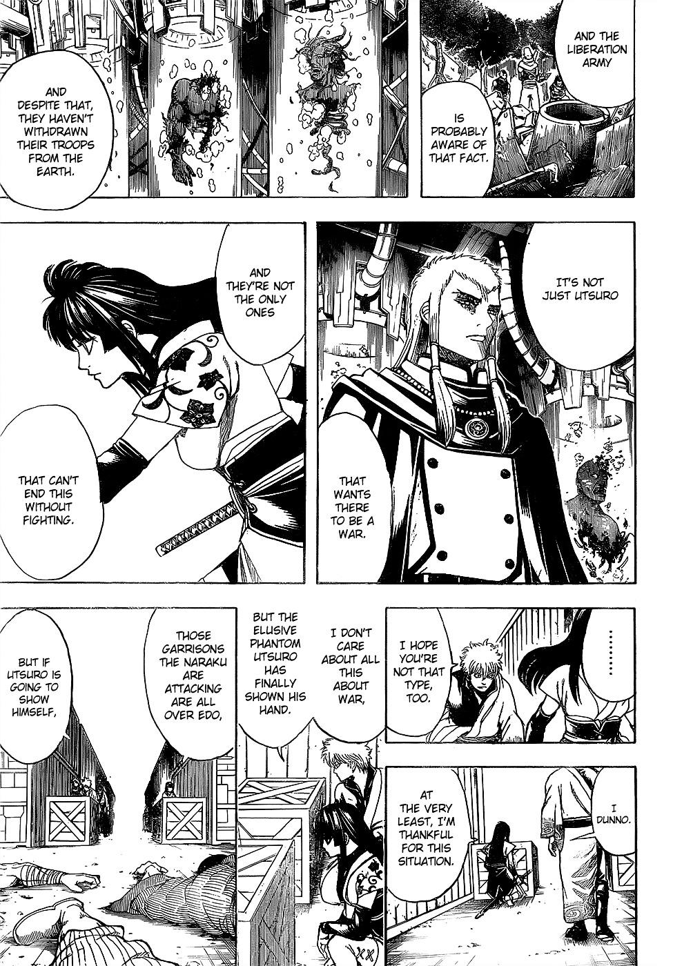 Gintama Chapter 603  Online Free Manga Read Image 5