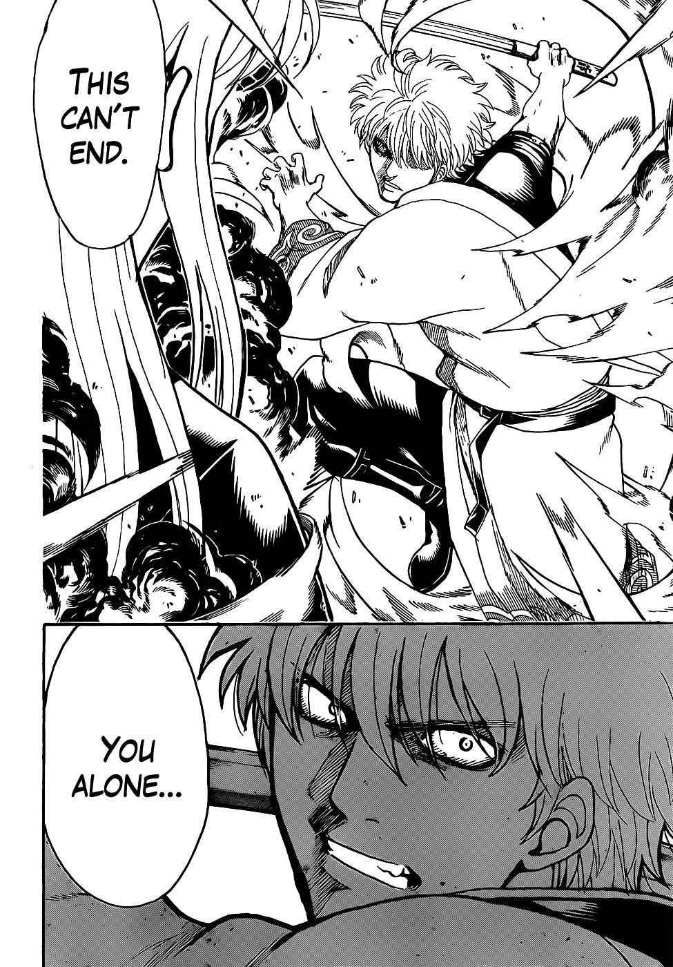 Gintama Chapter 603  Online Free Manga Read Image 8
