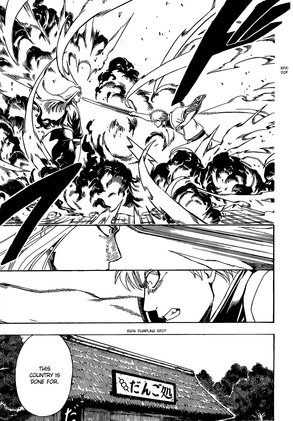 Gintama Chapter 603  Online Free Manga Read Image 9