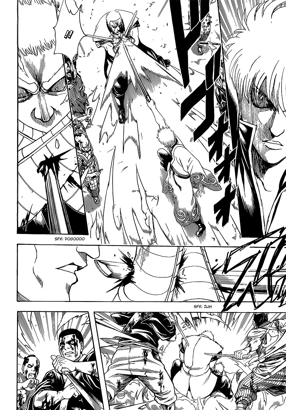 Gintama Chapter 604  Online Free Manga Read Image 4