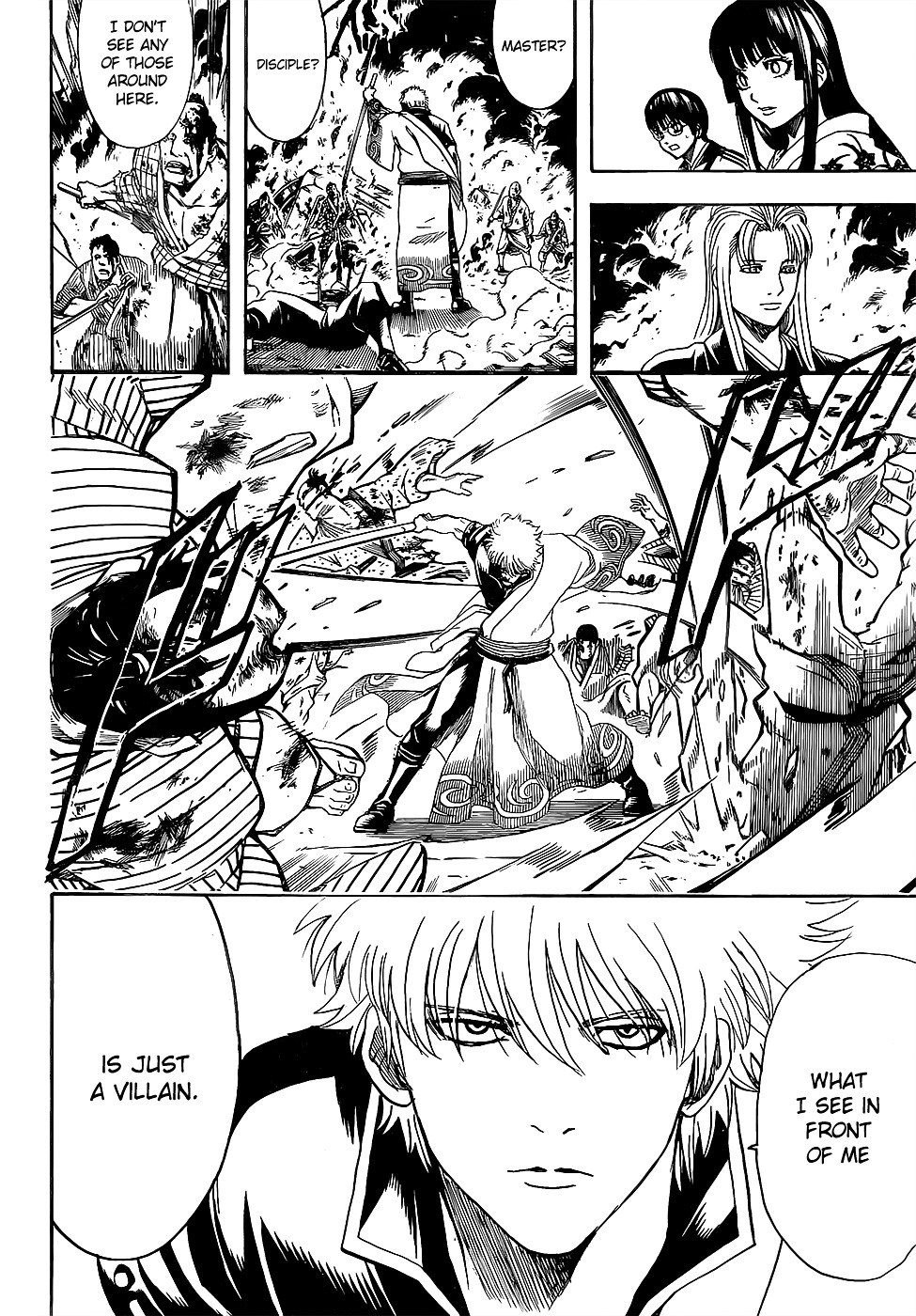 Gintama Chapter 604  Online Free Manga Read Image 6