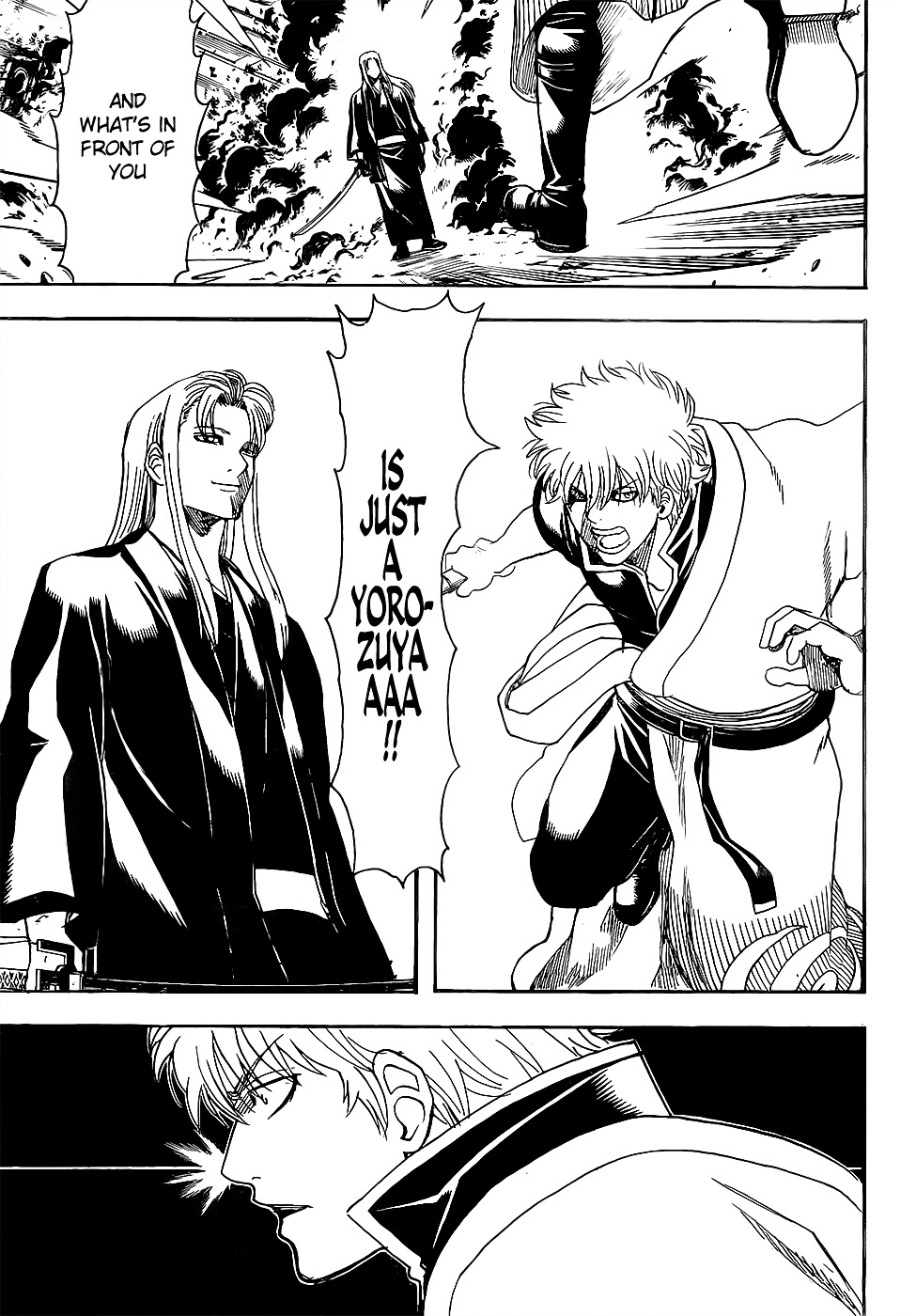 Gintama Chapter 604  Online Free Manga Read Image 7
