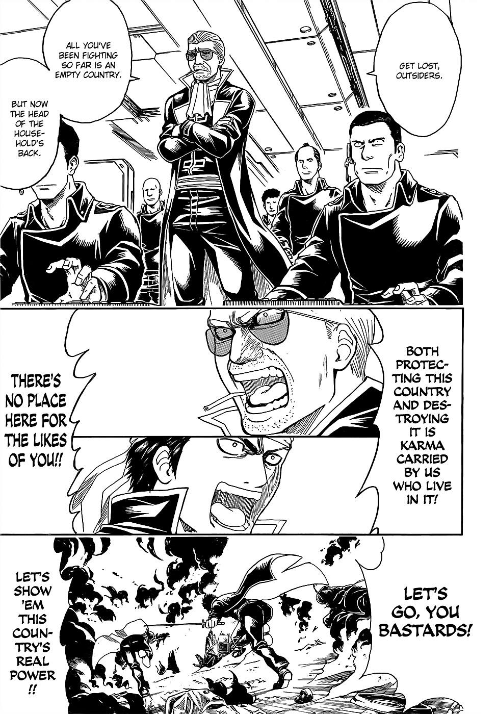 Gintama Chapter 606  Online Free Manga Read Image 11