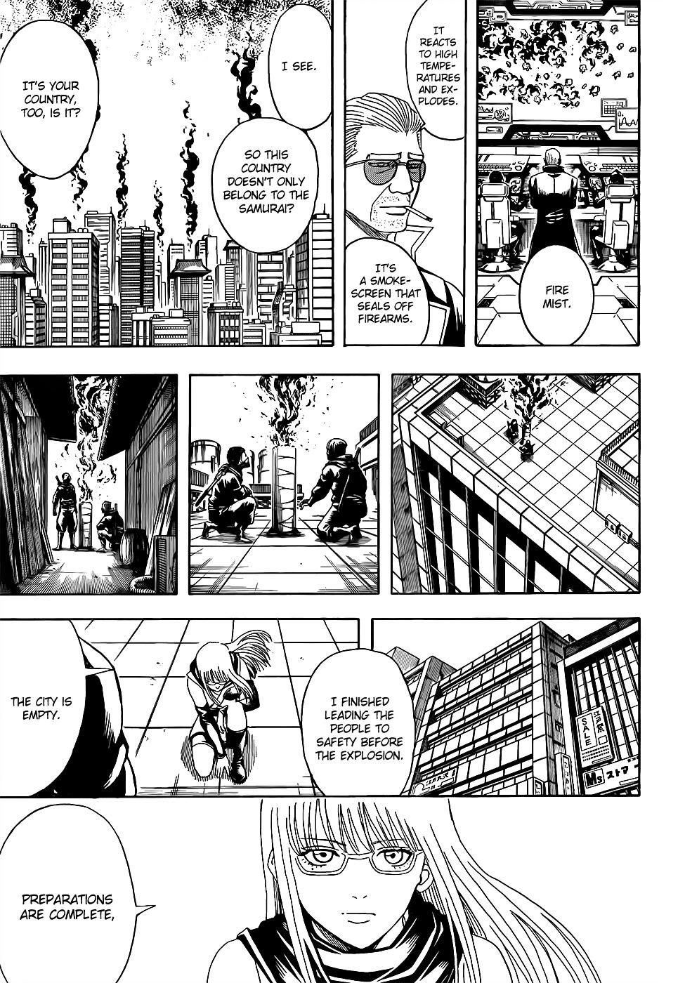 Gintama Chapter 607  Online Free Manga Read Image 13