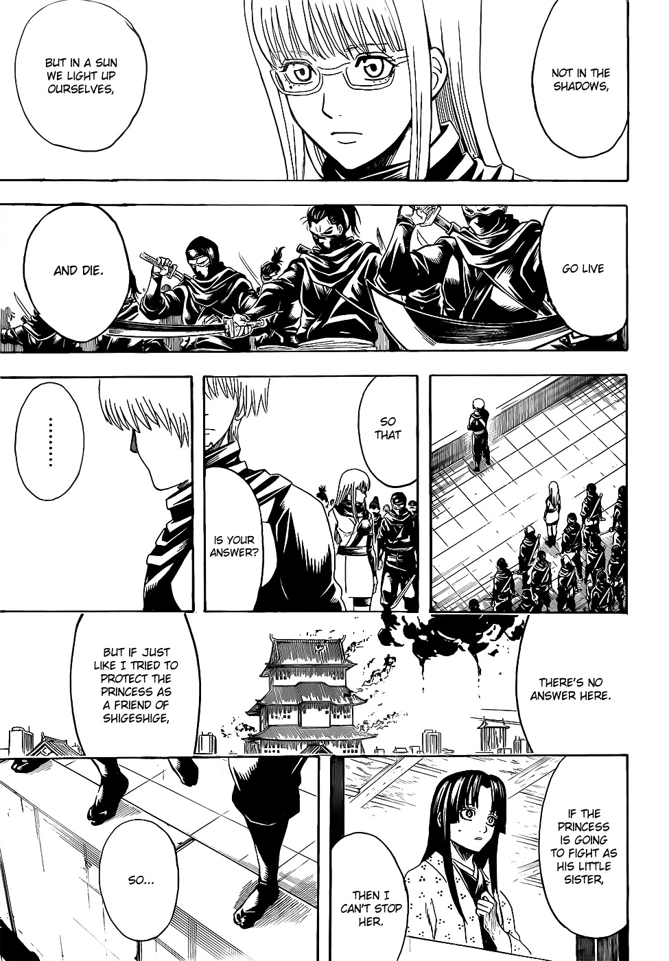 Gintama Chapter 607  Online Free Manga Read Image 15