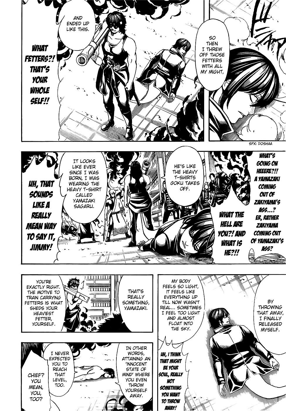 Gintama Chapter 607  Online Free Manga Read Image 4
