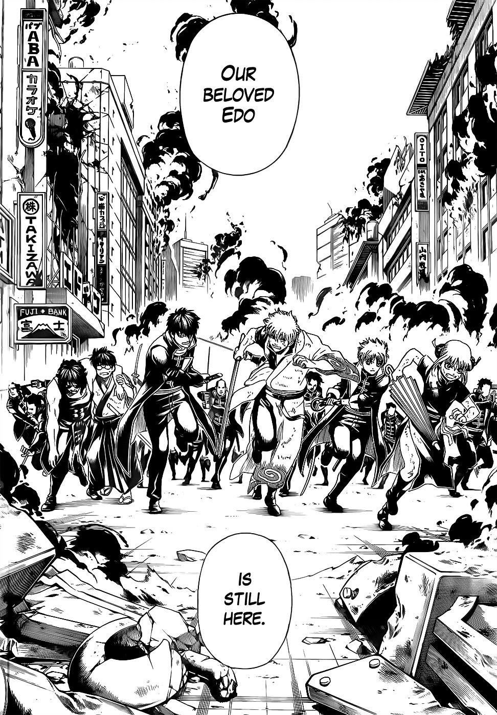 Gintama Chapter 607  Online Free Manga Read Image 9