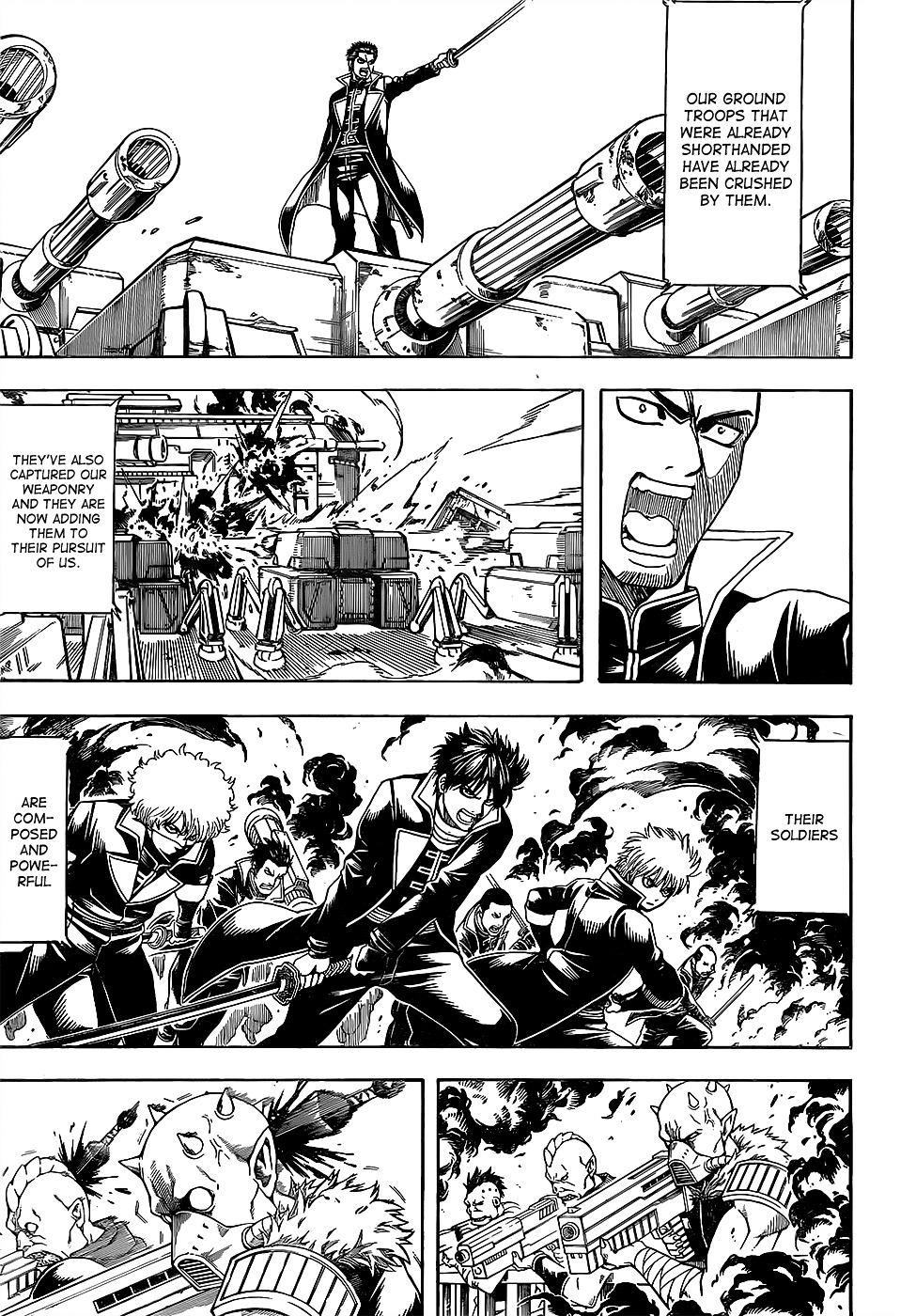 Gintama Chapter 608  Online Free Manga Read Image 3