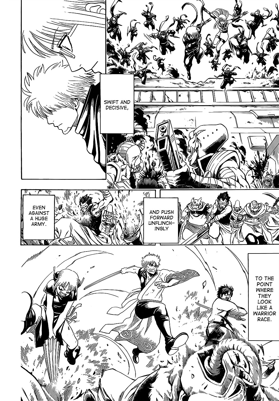 Gintama Chapter 608  Online Free Manga Read Image 4