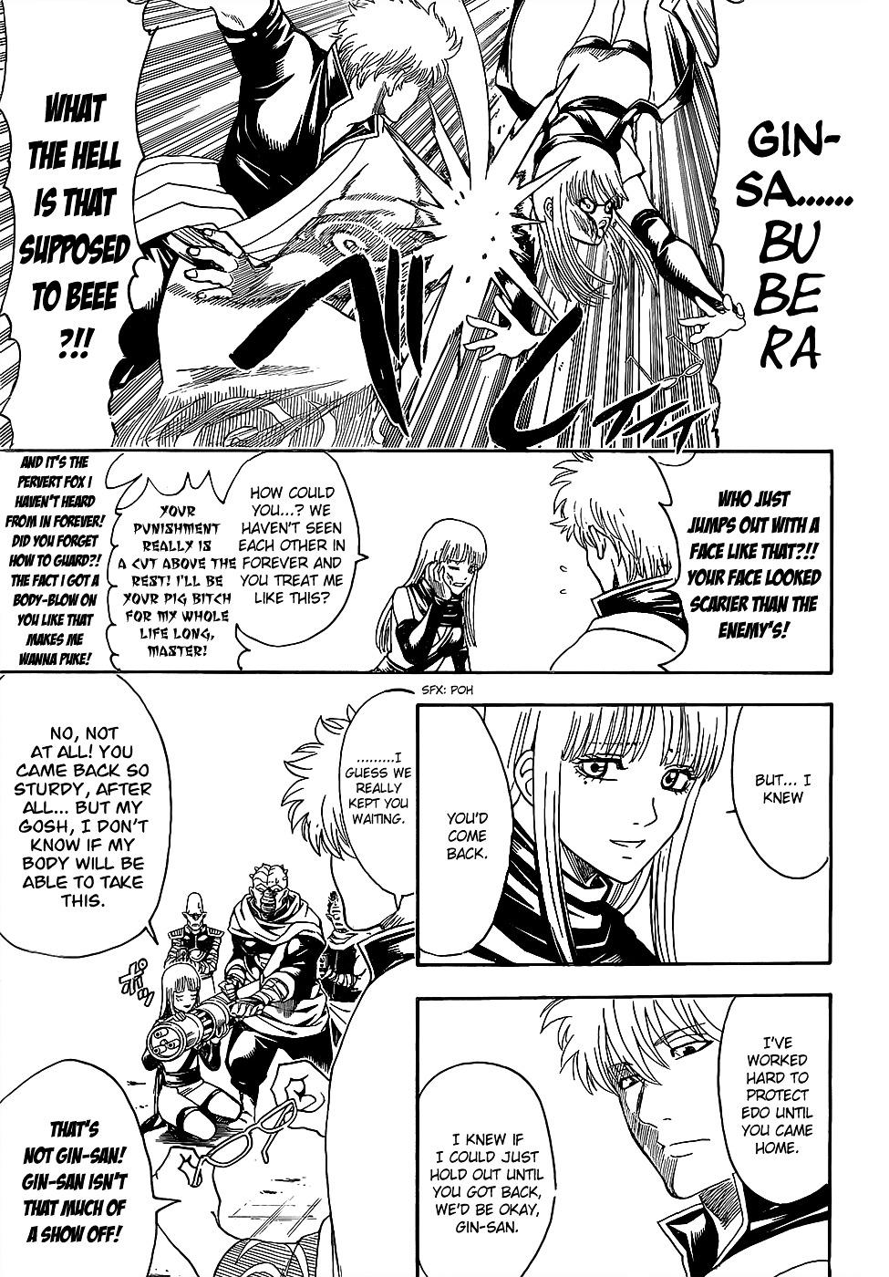 Gintama Chapter 608  Online Free Manga Read Image 6