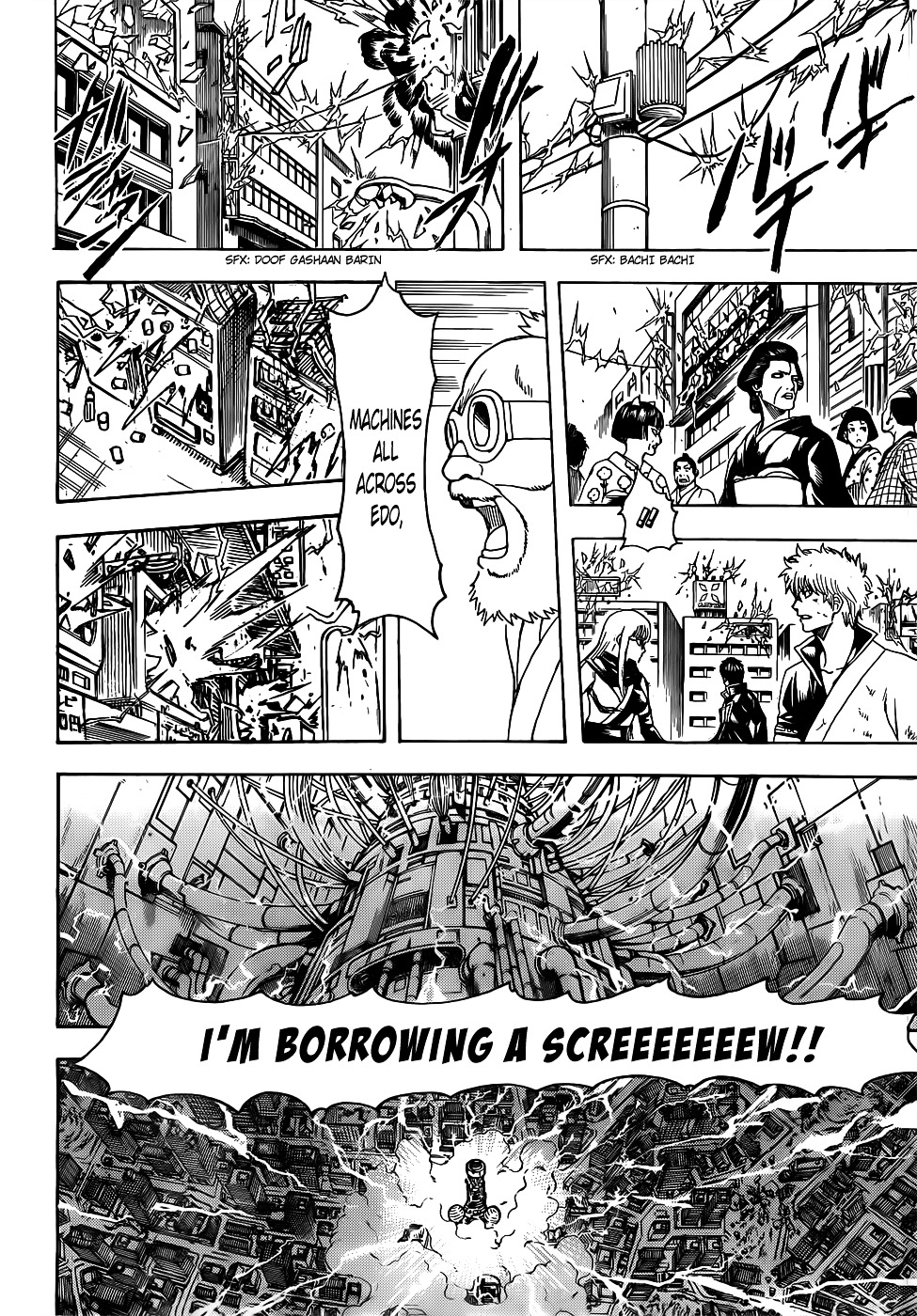 Gintama Chapter 609  Online Free Manga Read Image 14