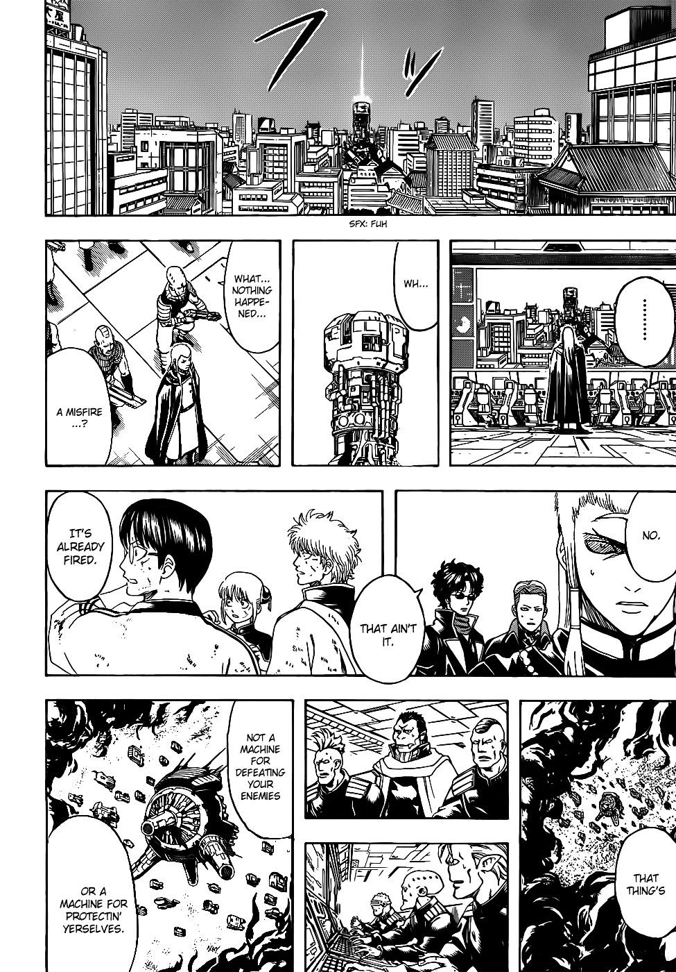 Gintama Chapter 609  Online Free Manga Read Image 16