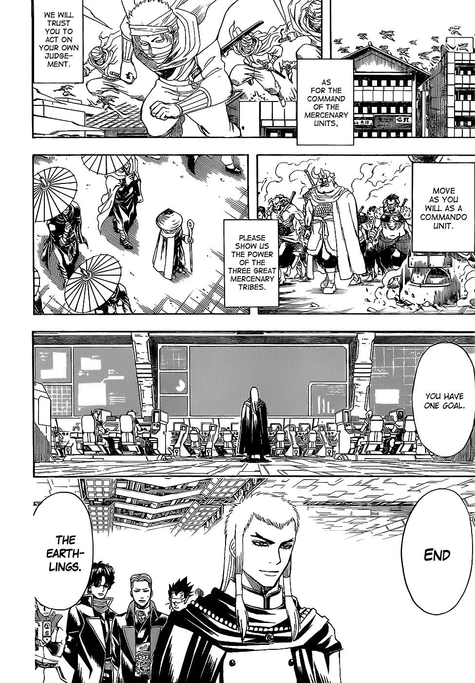Gintama Chapter 609  Online Free Manga Read Image 2