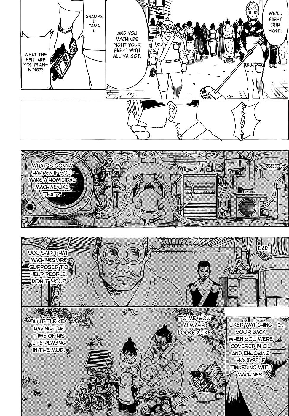 Gintama Chapter 609  Online Free Manga Read Image 6