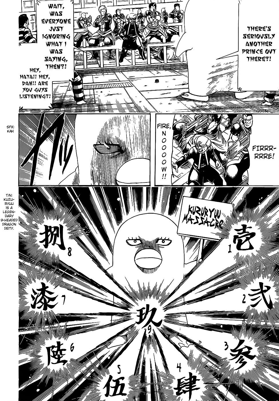 Gintama Chapter 614  Online Free Manga Read Image 12