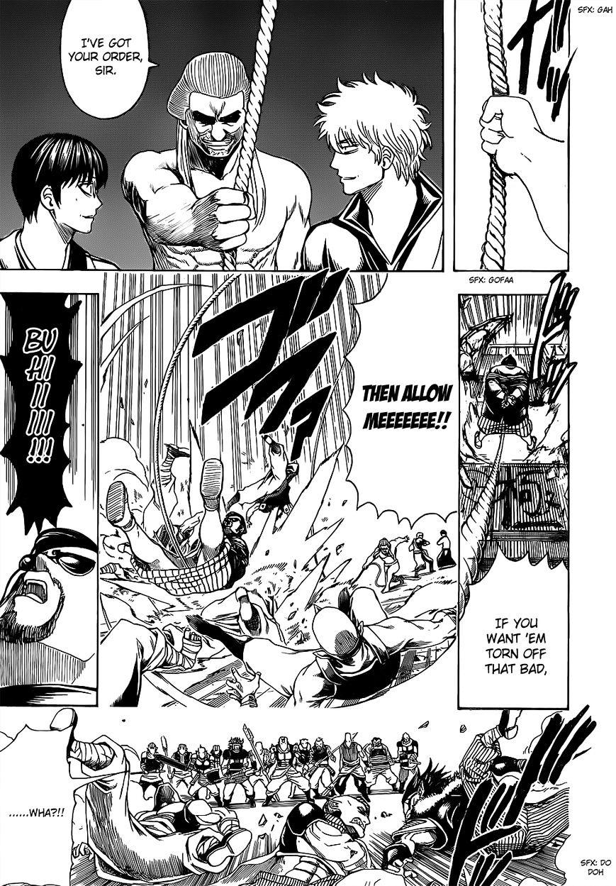 Gintama Chapter 615  Online Free Manga Read Image 15