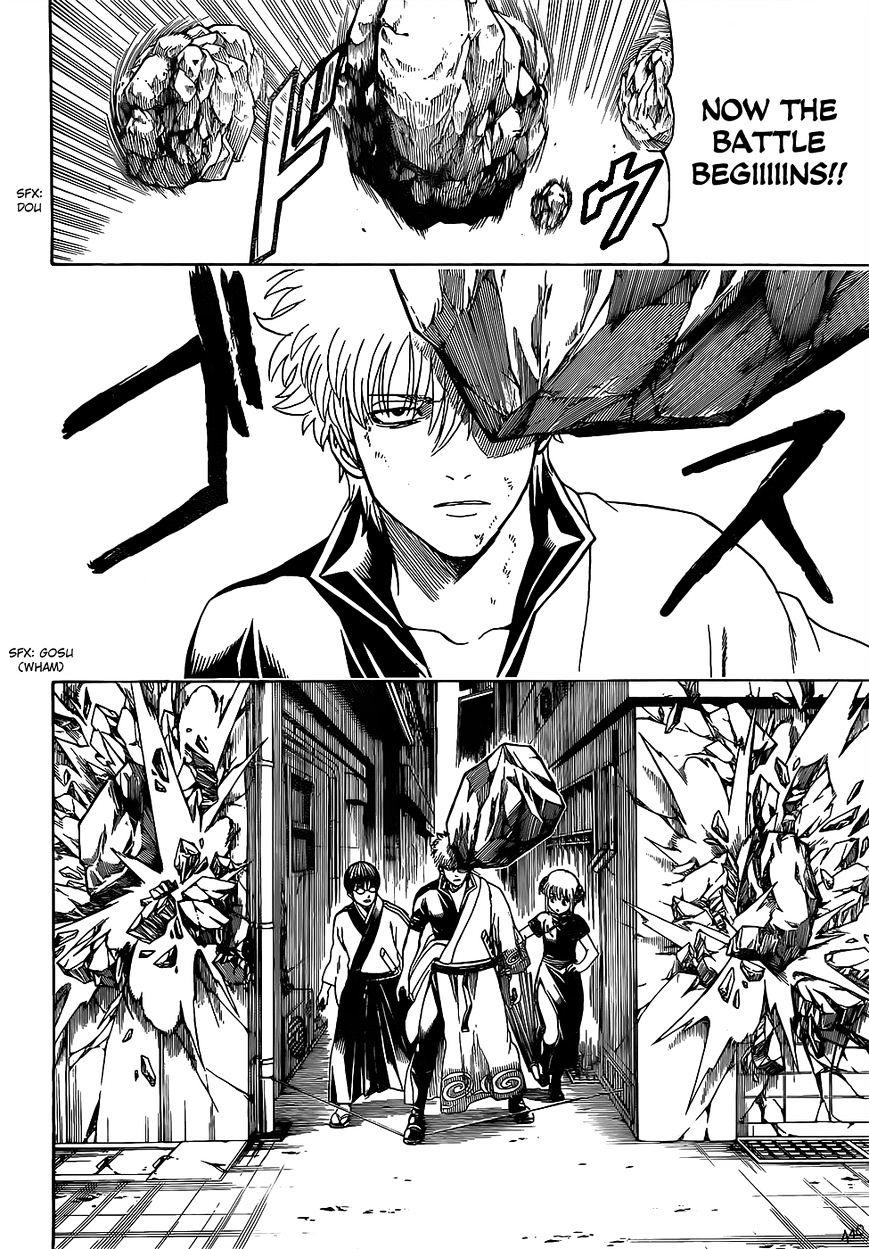 Gintama Chapter 615  Online Free Manga Read Image 6