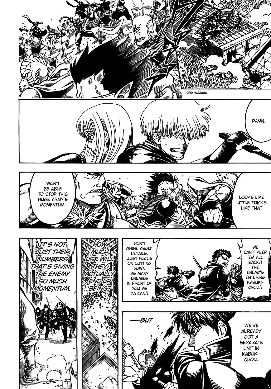 Gintama Chapter 616  Online Free Manga Read Image 4