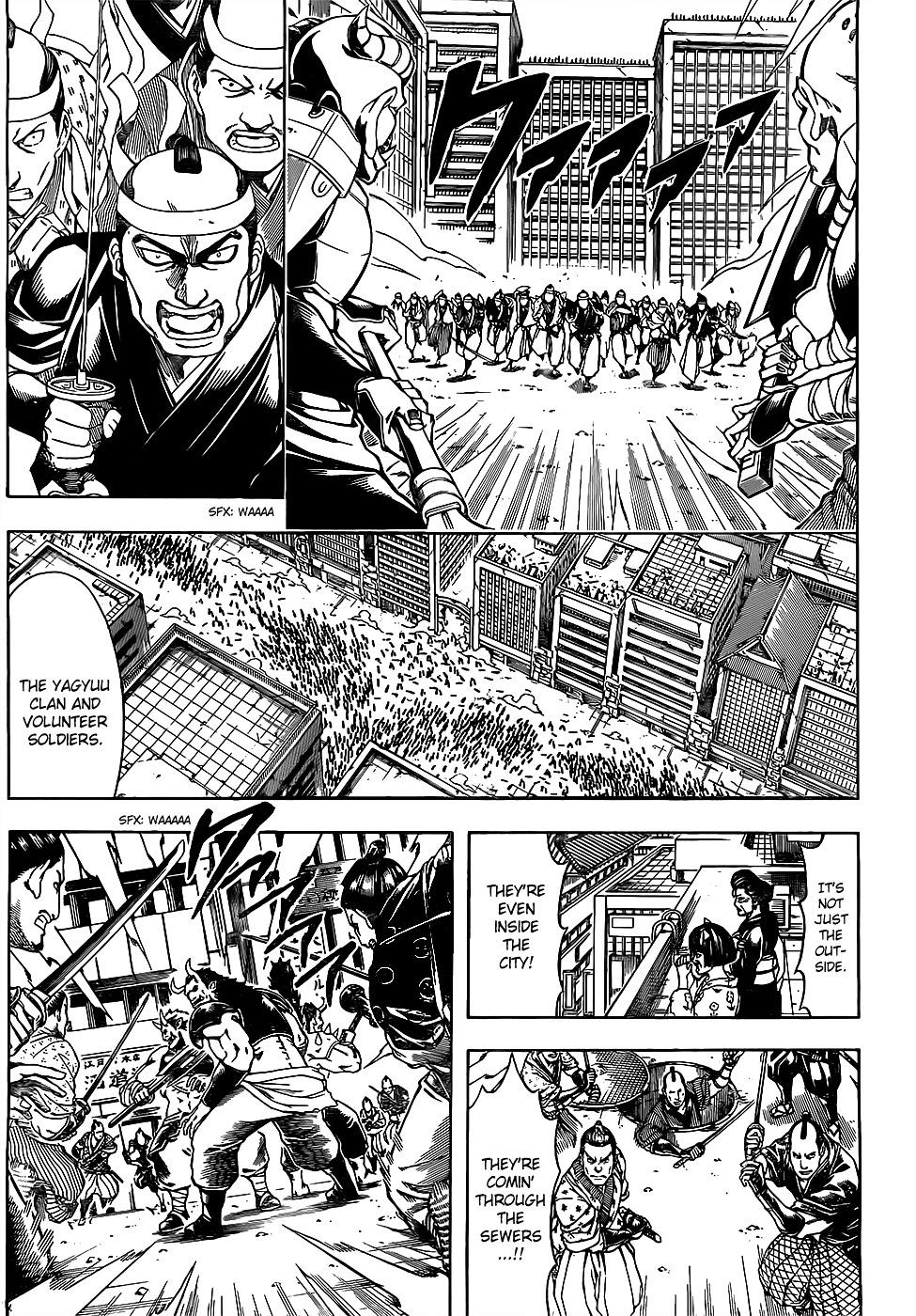 Gintama Chapter 617  Online Free Manga Read Image 10