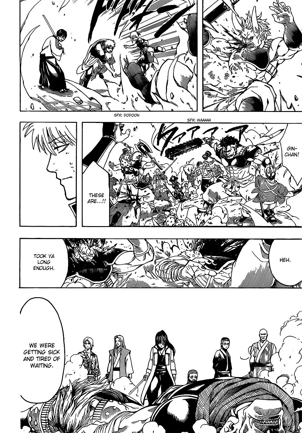 Gintama Chapter 617  Online Free Manga Read Image 11
