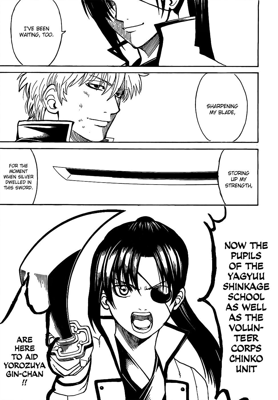 Gintama Chapter 617  Online Free Manga Read Image 12