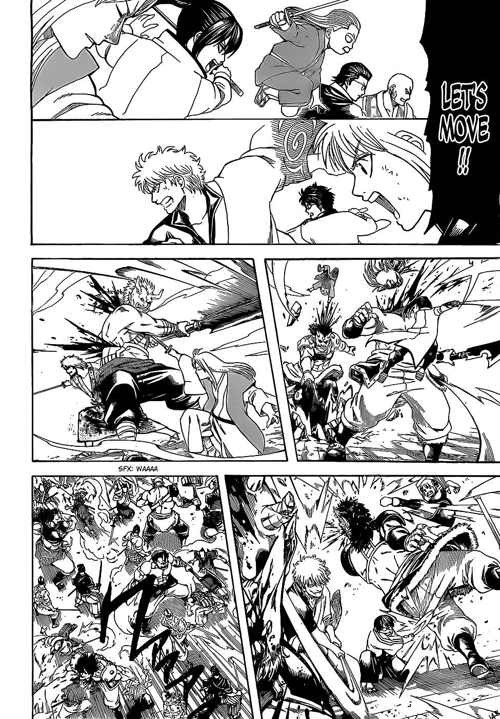 Gintama Chapter 617  Online Free Manga Read Image 13