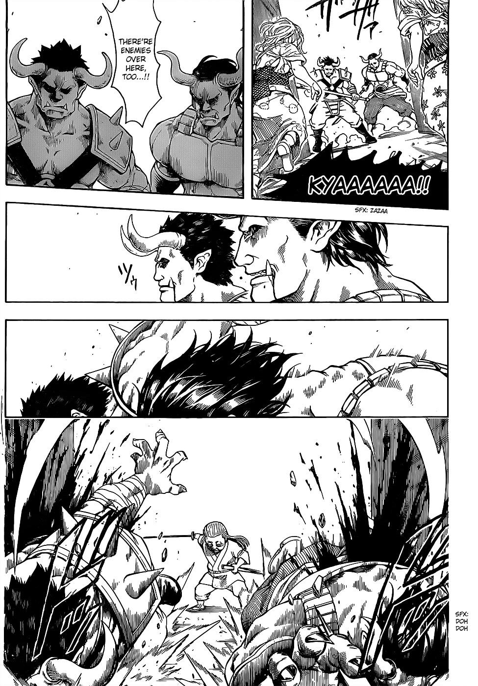 Gintama Chapter 617  Online Free Manga Read Image 6