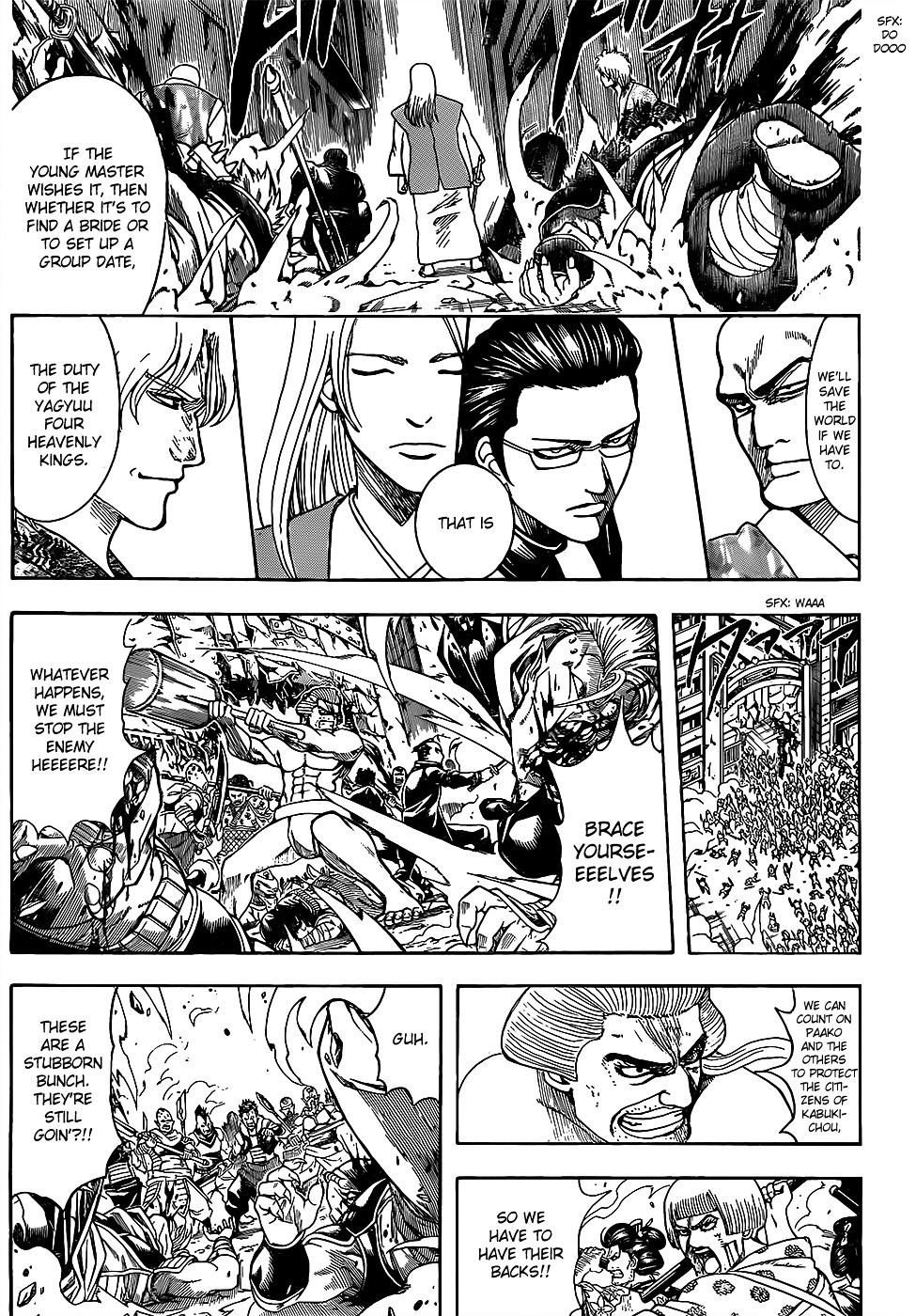 Gintama Chapter 617  Online Free Manga Read Image 8