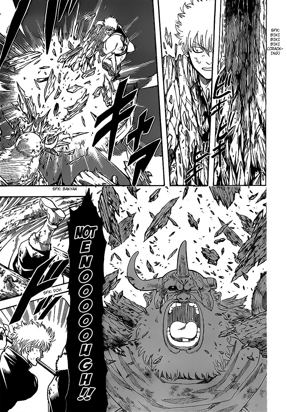 Gintama Chapter 619  Online Free Manga Read Image 10