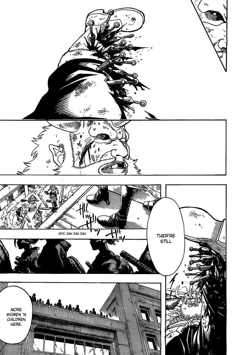Gintama Chapter 619  Online Free Manga Read Image 12