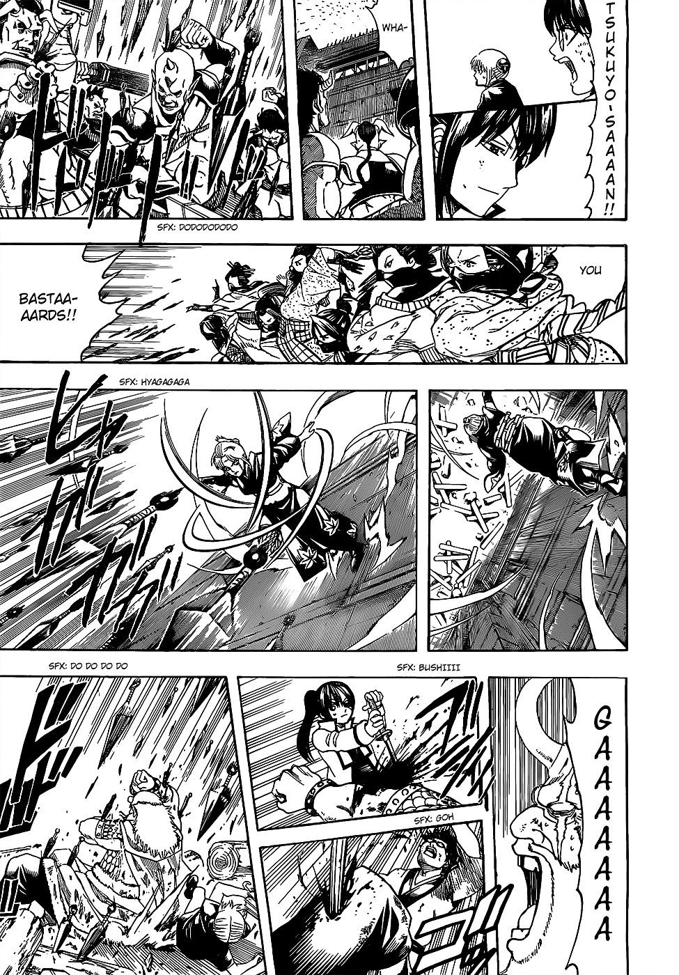 Gintama Chapter 619  Online Free Manga Read Image 14