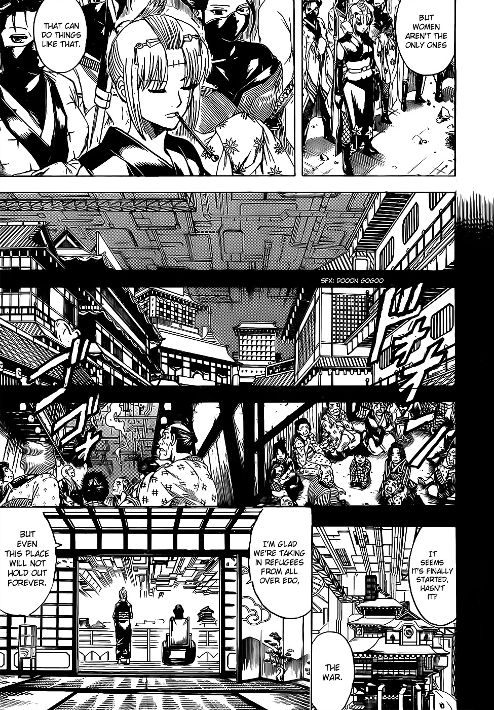 Gintama Chapter 620  Online Free Manga Read Image 5