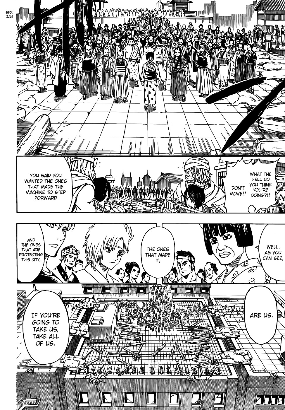 Gintama Chapter 621  Online Free Manga Read Image 10