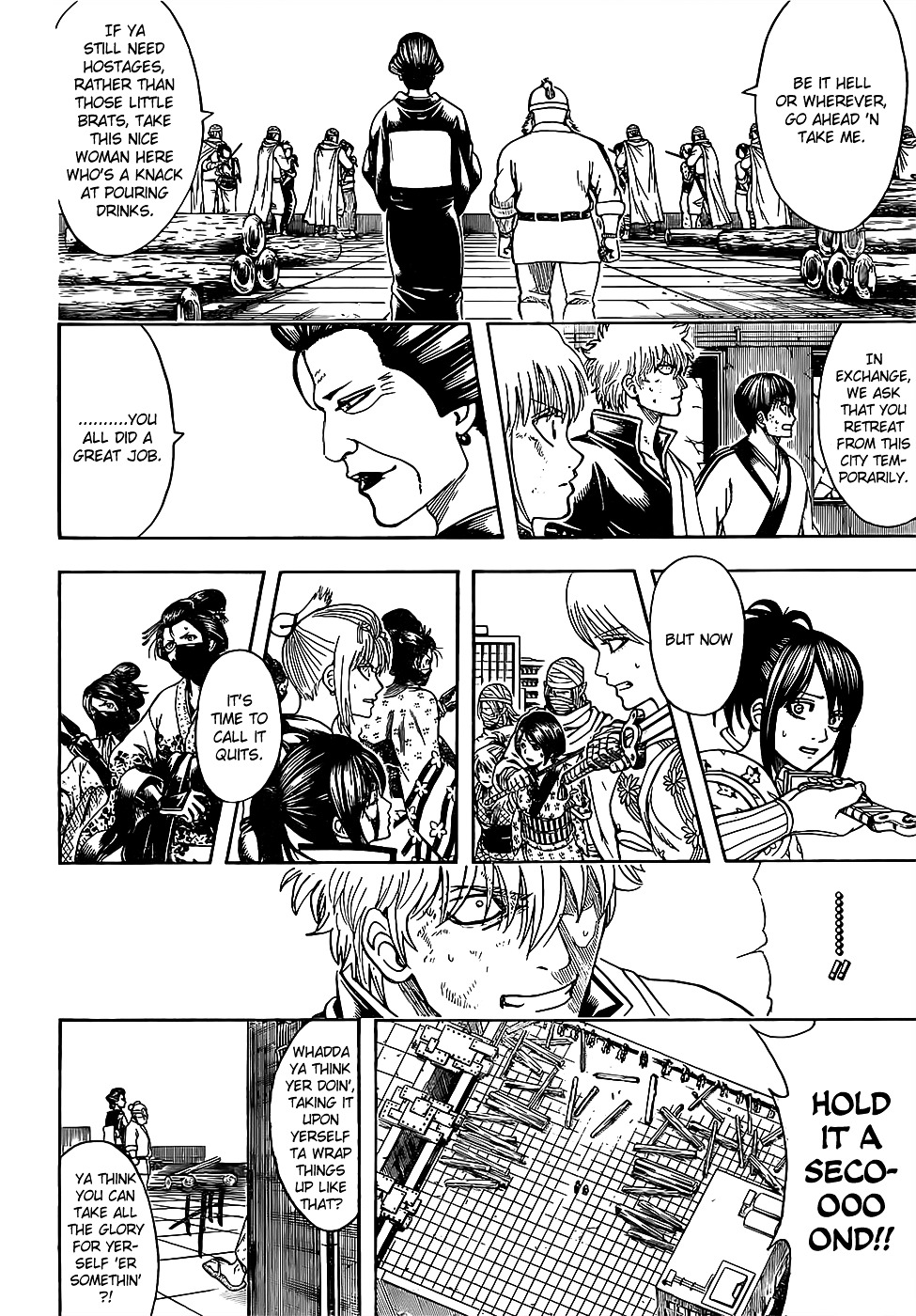 Gintama Chapter 621  Online Free Manga Read Image 6