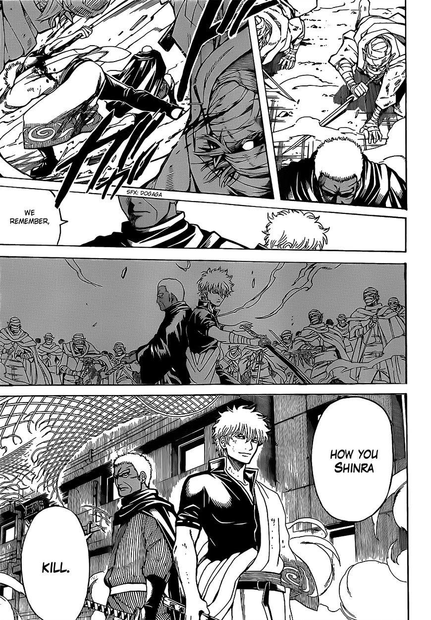 Gintama Chapter 622  Online Free Manga Read Image 11
