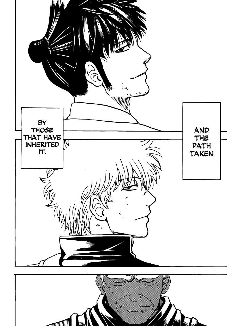 Gintama Chapter 622  Online Free Manga Read Image 18
