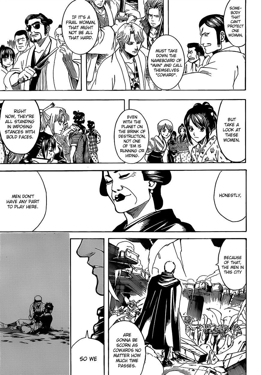Gintama Chapter 622  Online Free Manga Read Image 7