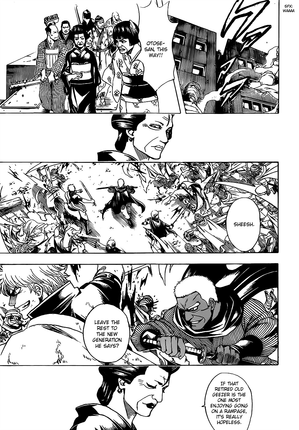 Gintama Chapter 623.2  Online Free Manga Read Image 3