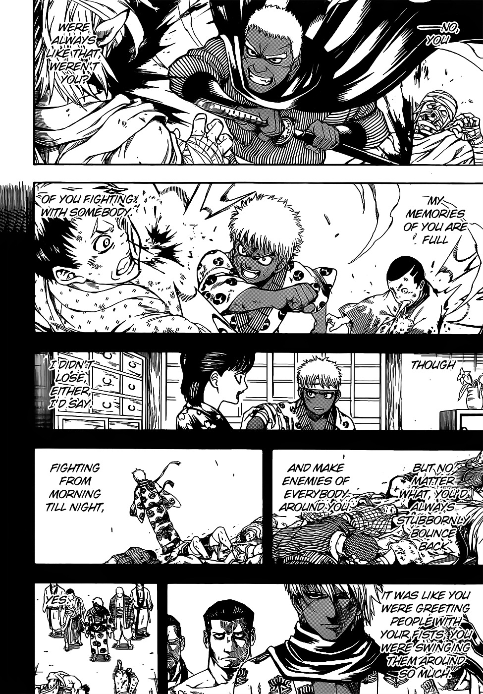 Gintama Chapter 623.2  Online Free Manga Read Image 4