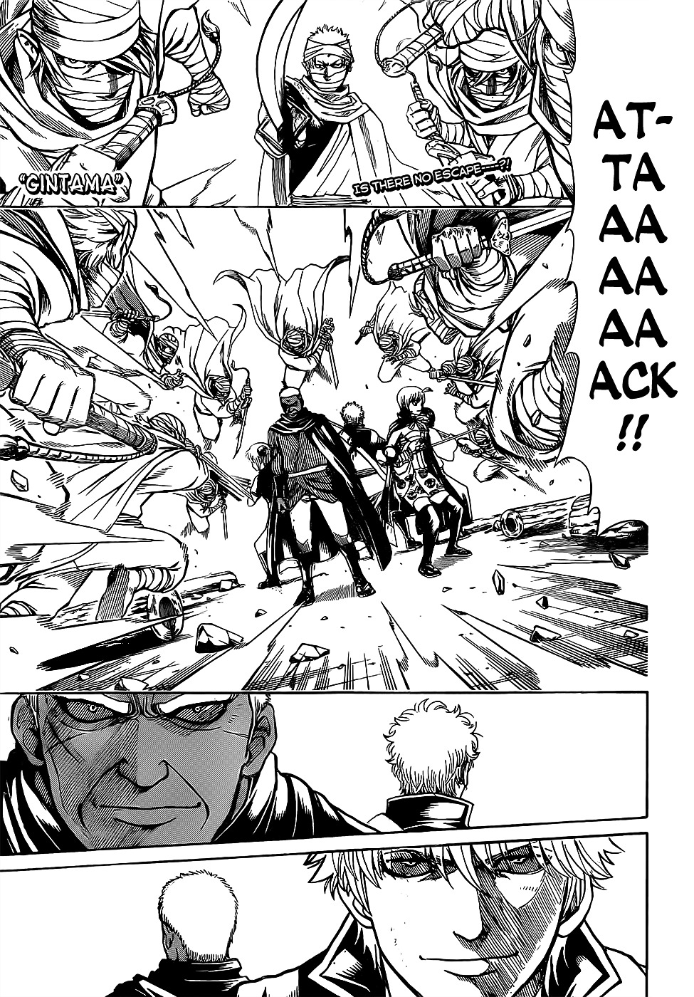 Gintama Chapter 623  Online Free Manga Read Image 1
