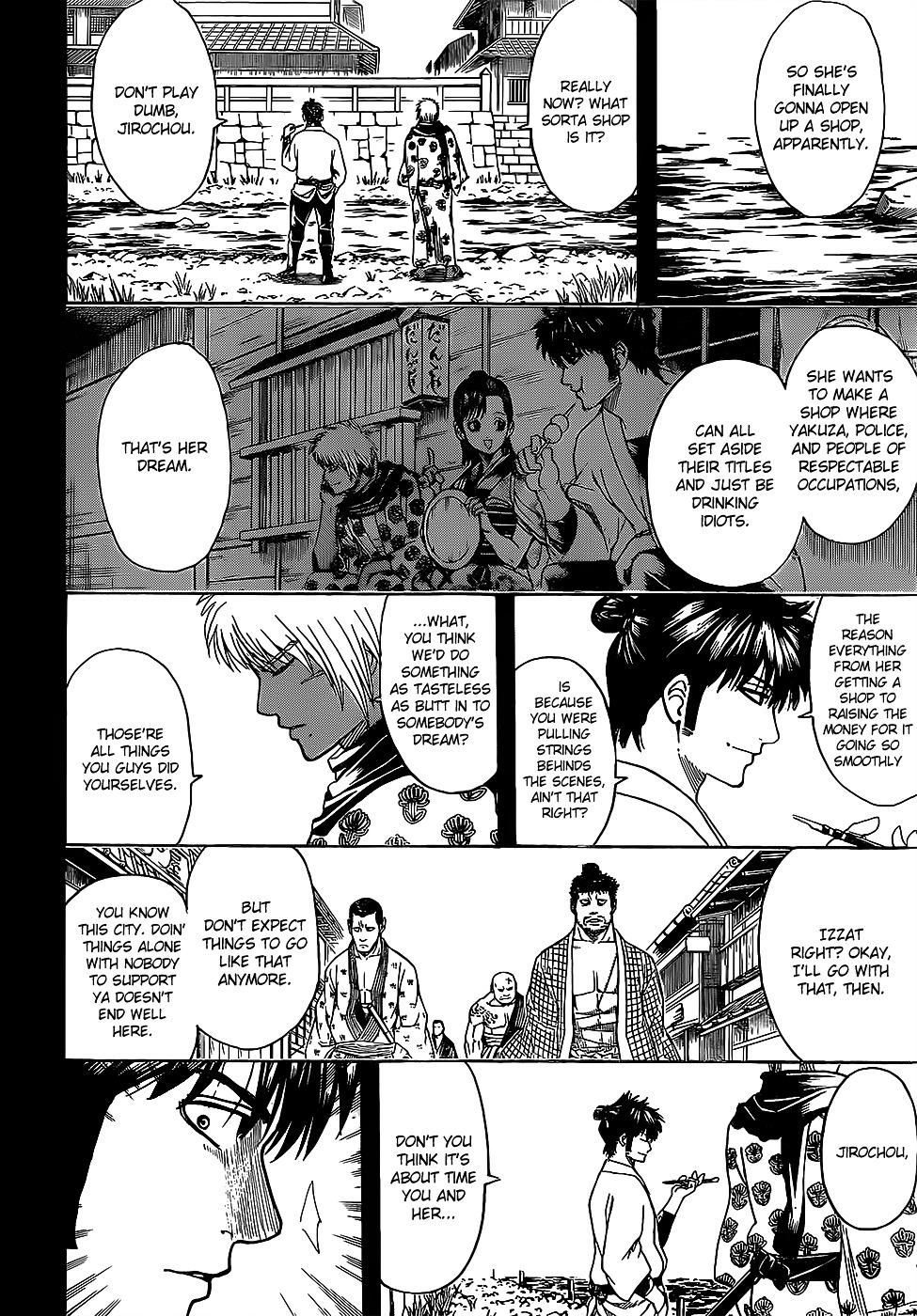 Gintama Chapter 623  Online Free Manga Read Image 8