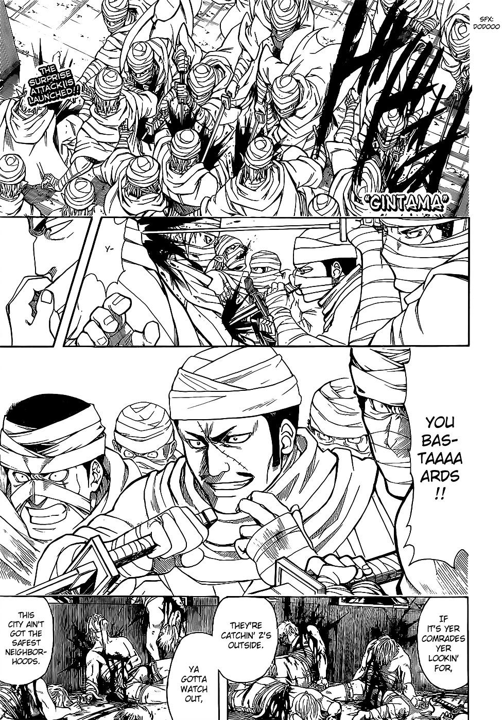 Gintama Chapter 624  Online Free Manga Read Image 1