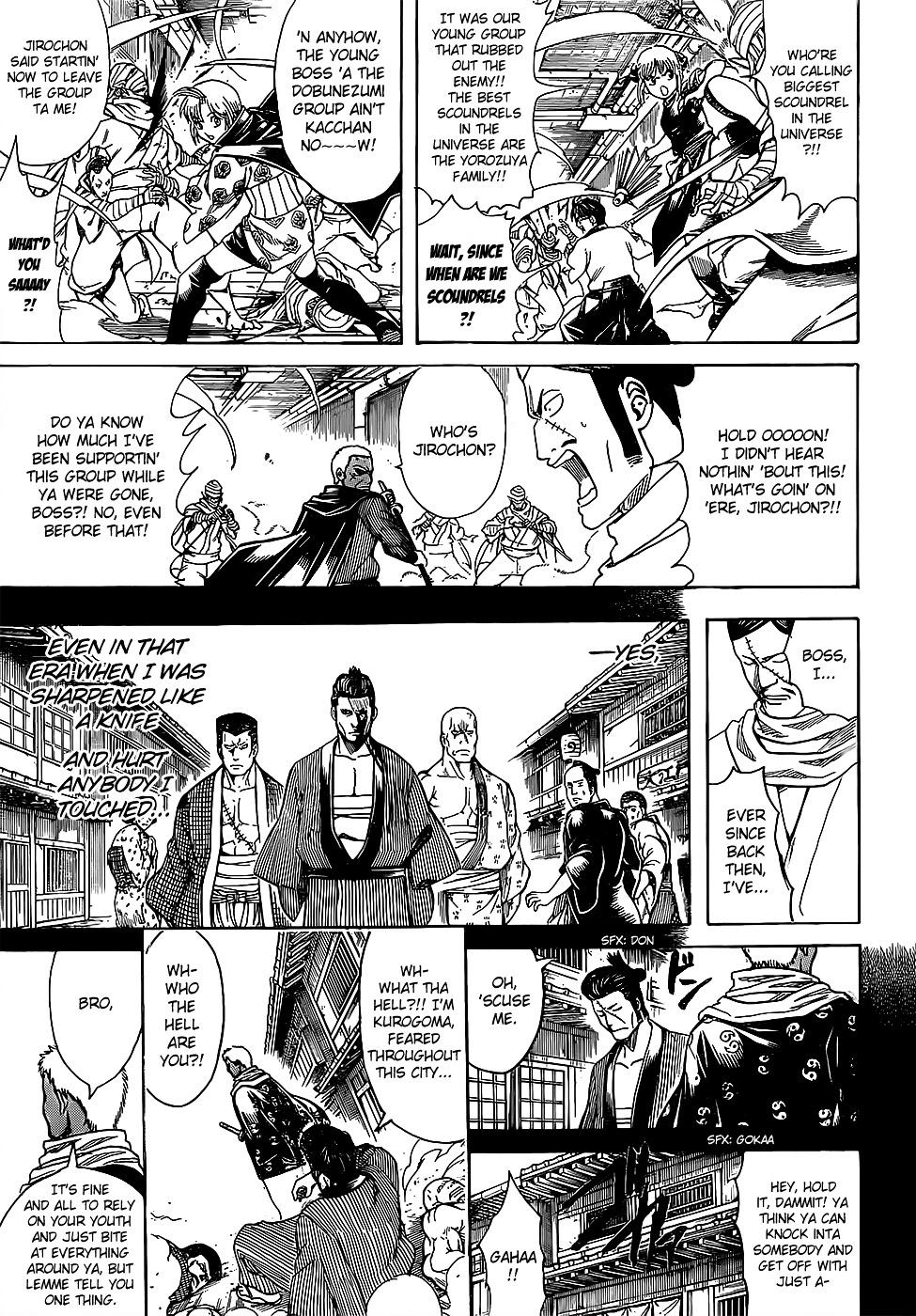 Gintama Chapter 624  Online Free Manga Read Image 13