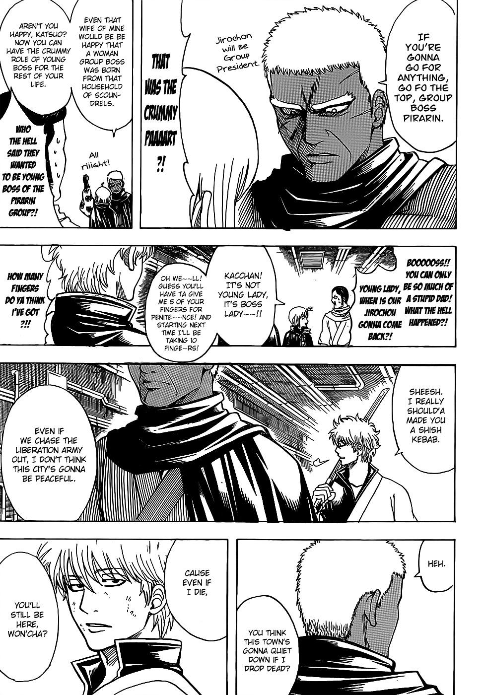 Gintama Chapter 624  Online Free Manga Read Image 15